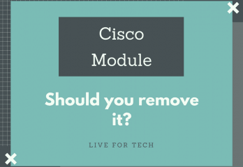 What is Cisco Leap Module and Should you remove it?