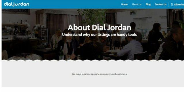 About Dial jordan.com