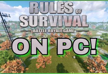 How to Install and Play Rules Of Survival on PC?