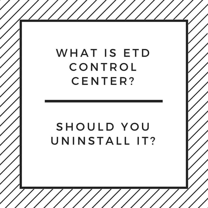 etd-control-center