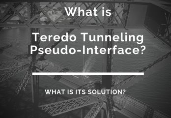 Teredo-Tunneling-Pseudo-Interface
