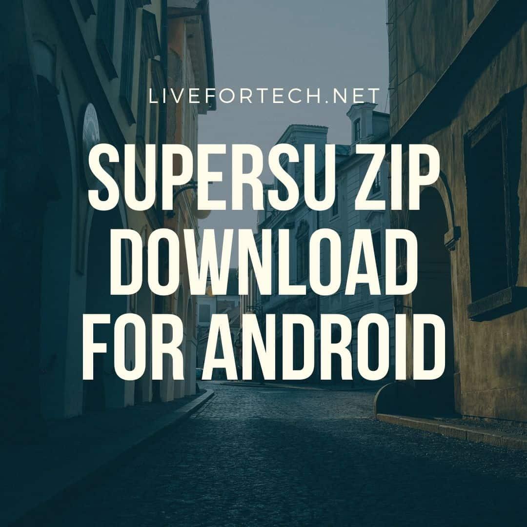 supersu-zip-download