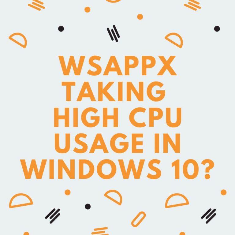 wsappx-high-disk-cpu-usage