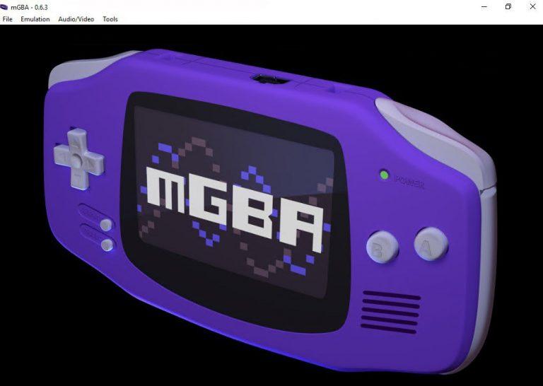 mgba-gba-emulator