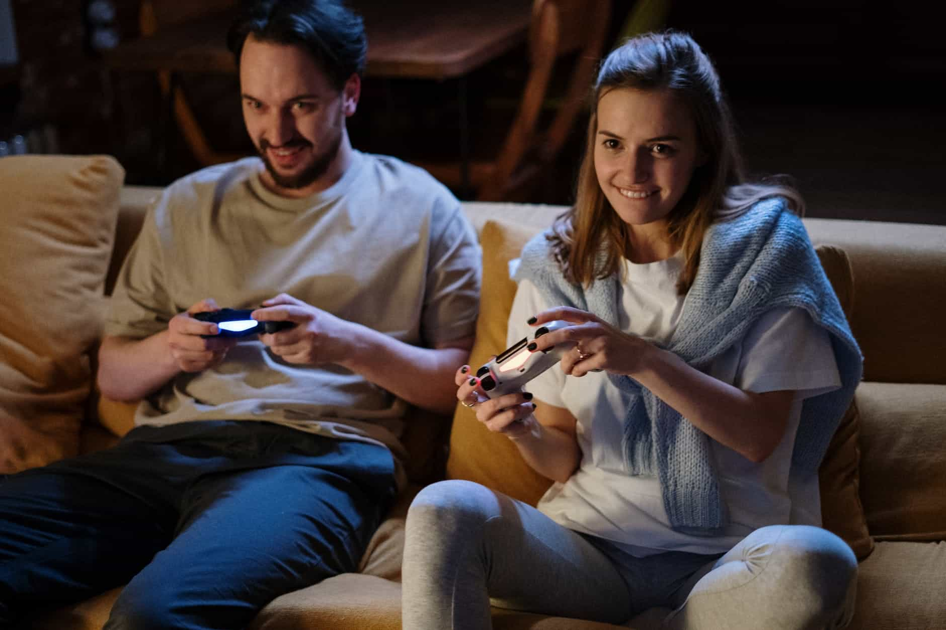 Four Incredible Advances in Gaming Technology
